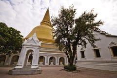 Phra Pathom Chedi Images libres de droits