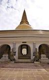 Phra Pathom Chedi Stock Afbeelding