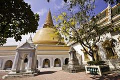 Phra Pathom Chedi Royalty-vrije Stock Fotografie