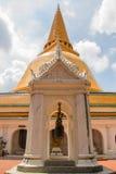 Phra Pathom Chedi, großes stupa bei Thailand Stockfoto