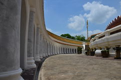 Phra Pathom Chedi  of Nakhon Pathom, Thailand Stock Photos