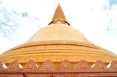 Phra Pathom Chedi, Nakhon Pathom Royalty Free Stock Photography
