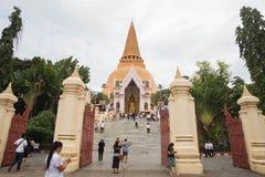 Phra Pathom Chedi Stock Images