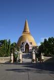 Phra Pathom Chedi, Nakornpathom 免版税库存照片