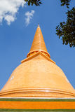 Phra Pathom Chedi Royalty Free Stock Photos