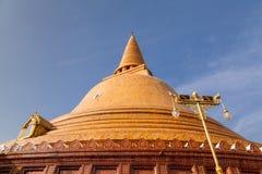 Phra Pathom Chedi, provincia di Nakkhon Pathom, Tailandia Immagine Stock