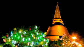 Phra Pathom Chedi , the tallest stupa in the world. Royalty Free Stock Image