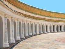 Phra Pathom Chedi temple Stock Image