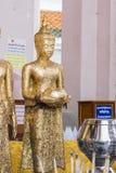 Phra Pathommachedi stupa in Nakhon Pathom, Thailand Royalty Free Stock Images