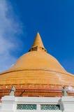 Phra Patom Jedi Stock Image