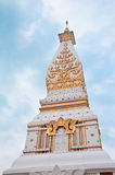 Phra That Phanom chedi, at Thailand Royalty Free Stock Photo