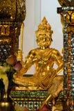 Phra Phrom. Erawan at Rajprasong Square Bangkok Thailand Royalty Free Stock Photo