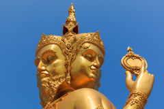 Phra Phrom  statue Royalty Free Stock Images
