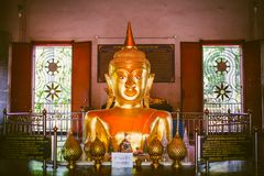 Phra Phut imagen de archivo libre de regalías