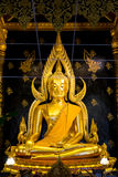 Phra Phut Chin Rat at Wat Phra Sri Rattana Mahathat Temple Royalty Free Stock Photography