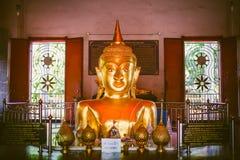 Phra Phut. At Wat Phra Thong,Phuket,Thailand royalty free stock image