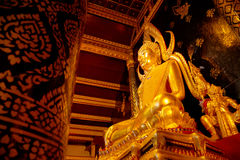 Free Phra Phuttha Chinnarat Buddha Image At Wat Phra Si Rattana Mahathat Temple In Phitsanulok, Thailand Stock Photo - 89171920