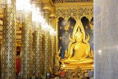 Phra Phuttha Chinnarat, Thailand Arkivbilder