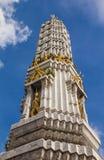 Phra Prang σε Wat Po, Μπανγκόκ, Ταϊλάνδη Στοκ Εικόνες