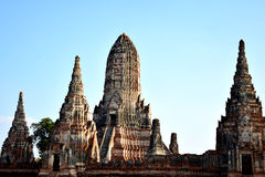 Phra Prang Fotografía de archivo libre de regalías