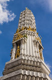 Phra Prang bei Wat Po, Bangkok, Thailand Stockfoto