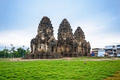 Phra Prang Sam Yot Imagens de Stock