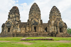 Phra Prang Sam Yot Stock Photography