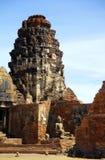 Phra Prang Sam Yot Foto de Stock Royalty Free