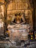 Phra Prang Sam Yot, the Khmer temple in Lopburi, Thailand Stock Images