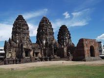 Phra Prang Samyod Stock Image
