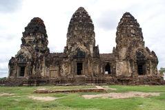 Phra Prang Sani Yod in Lopburi Stock Photography