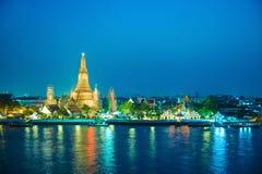 Phra Prang Wat Arun Stockbilder