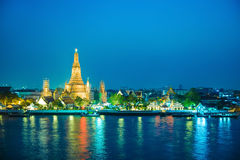 Phra Prang Wat Arun Stock Images