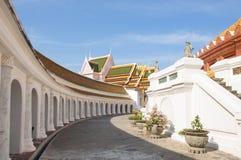 Phra Prathom Chedi przyklasztorny, Tajlandia Obrazy Royalty Free