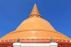 Phra Prathom Jedi Stock Photography