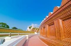 Phra Prathom Jedi duży Pagoda Zdjęcia Royalty Free