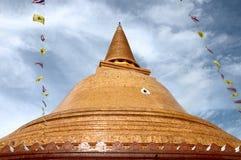 PHRA PRATHOM JEDI, Thailand. Stock Images