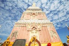 Phra que renu, Nakhon Phanom fotografía de archivo