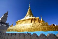 Phra que templo real de Chae Haeng, NaN Tailandia Fotos de archivo
