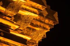 Phra quel Doi Suthep Temple Fotografie Stock Libere da Diritti