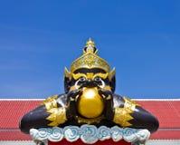 Phra Rahu statue Royalty Free Stock Photos