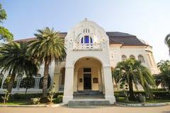 Phra Ram Ratchaniwet Palace, Ban Puen Palace, Phetchaburi Thailand Stock Photography