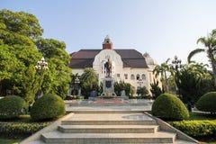 Phra Ram Ratchaniwet Palace, Ban Puen Palace, Phetchaburi Thailand Royalty Free Stock Images