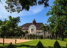 PHRA RAMRAJNIVET pałac wspominki (Wang zakaz Peun) Zdjęcia Stock