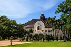 PHRA RAMRAJNIVET PALACE (Wang Ban Peun) The Memories Royalty Free Stock Images