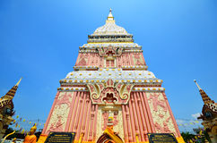 Phra That Renu Nakhon Royalty Free Stock Images