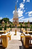 Phra That Renu Nakhon temple Stock Images