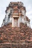 Phra Rozwala Sam Yot miasto małpa w Tajlandia zdjęcie stock