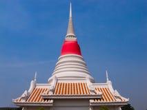 Phra Samut Chedi Fotografia Stock