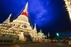 Phra Samut Chedi 免版税库存照片